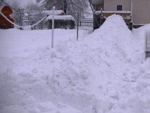 Ноябрьский снег